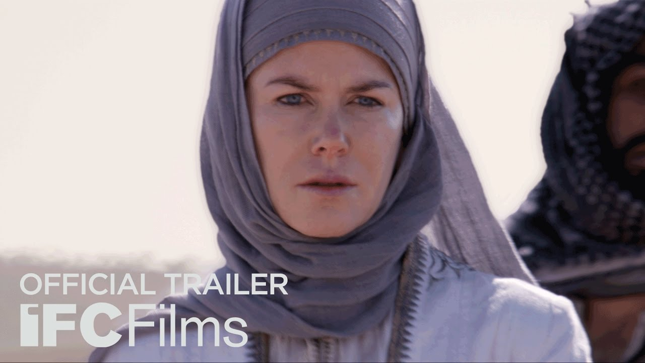 (Trailer) Nicole Kidman Defies an Empire as the 'Queen of the Desert' in Werner Herzog's Biopic with Robert Pattinson & James Franco