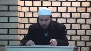 4. Korigjimi i gabimeve në frymen Profetike - Hoxhë Jusuf Hajrullahu
