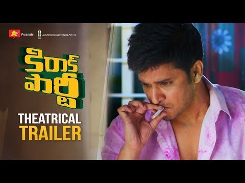 Kirrak Party Trailer