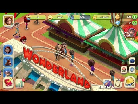 Wonder Park Magic Rides - Android BEST GAMEplay