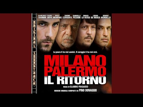 L'arrivo a Milano