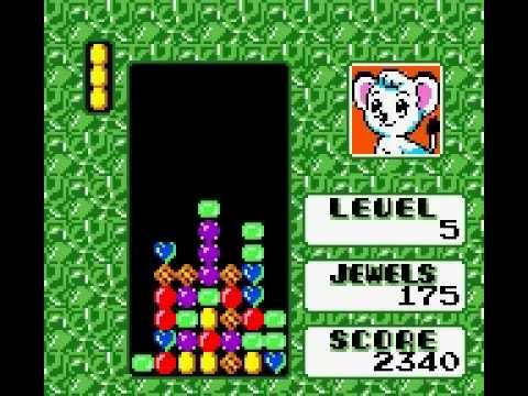 Columns GB : Tezuka Osamu Characters Game Boy