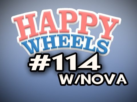 Happy Wheels w/Nova Ep.114 - NO DOGGY STYLE ALLOWED Video