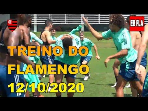 TREINO DO FLAMENGO - 12/10/2020