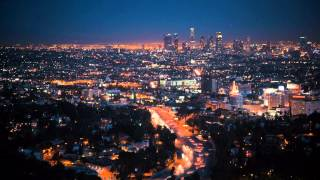 Los Angeles Skyline Timelapse - Stock Video