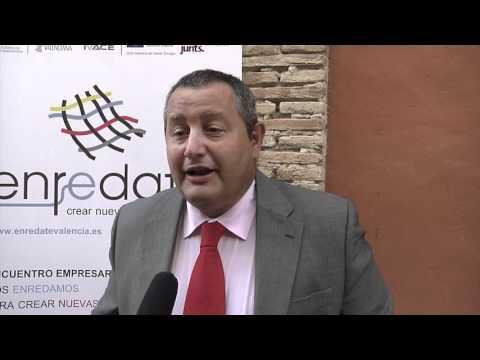 Entrevista a Paco Felguera, Director de Comunikar en Enrédate Alzira