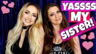 Video Q&A WITH MY SISTER!!! MP3, 3GP, MP4, WEBM, AVI, FLV Juni 2018