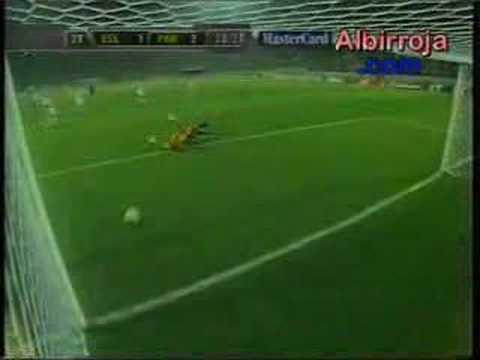 Eslovenia 1 - 3 Paraguay, Mundial Korea-Japón 2002