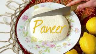 How to Make Fresh Paneer Cheese