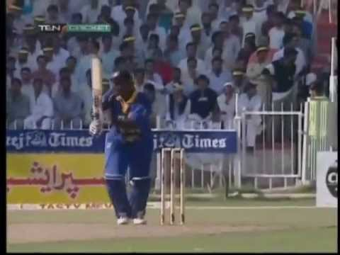 Sri Lanka vs Pakistan, 2nd Match, Cherry Blossom Cup, Sharjah, 2003