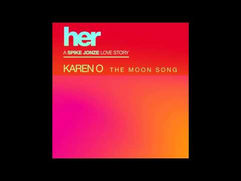 Tekst piosenki Karen O - The Moon Song po polsku