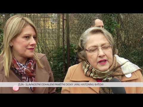 TVS: Zlínský kraj 13. 3. 2018