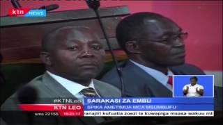 Kikao Cha Kwanza Mwaka Cha Bunge La Kaunti Ya Embu Chatibuka