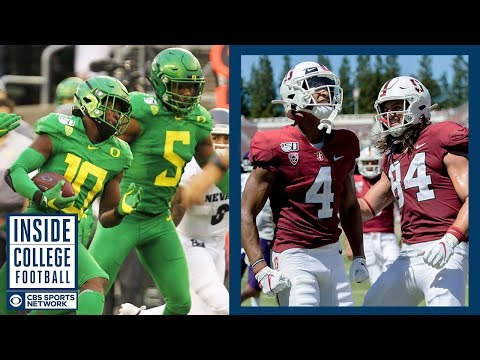 Video: #16 Oregon at Stanford Preview   Inside College Football