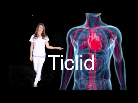 Nursing Pharmacology:  Ticlid