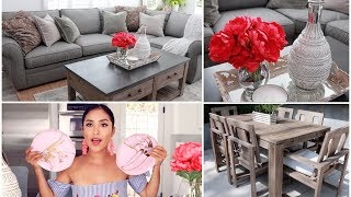 Summer Home Decor Haul + New Furniture Update