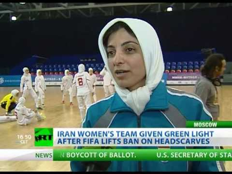 Iran women's team given green light after FIFA finally overt