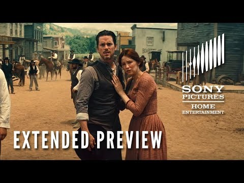 THE MAGNIFICENT SEVEN - Extended Preview