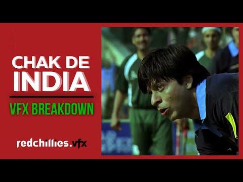 Chak De India (2007)  - Redchillies.vfx Showreel