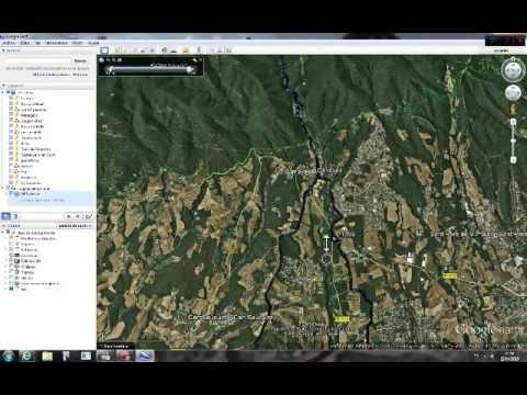Cómo ver un perfil topográfico en Google Earth