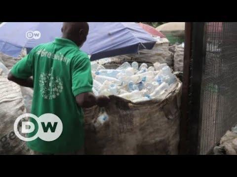 Lagos: Eine Megastadt droht im Müll zu ersticken | DW Deutsch