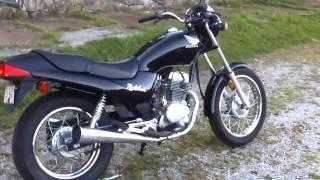 5. 1993 honda nighthawk 250