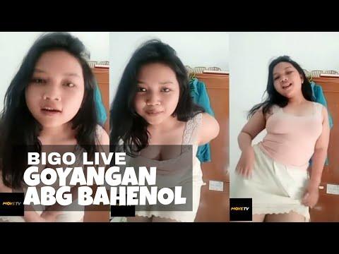 BIGO LIVE, Digoyang ABG Bahenol Montok