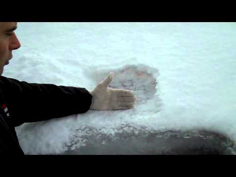 How To Get Rid Of An Ice Dam