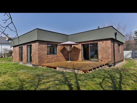 Video Přízemní RD 3+kk/G  (123 m2) a pozemkem 677 m2, Klánovice