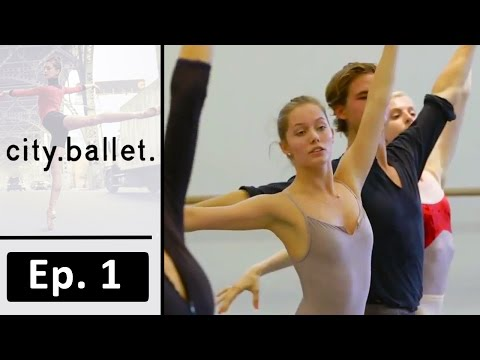 Corps Stories | Ep. 1 | city.ballet