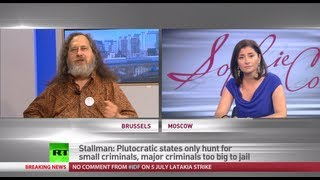 Richard Stallman: Snowden&Assange besieged by empire but not defeated