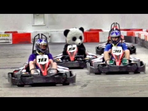 gokart - Sometimes you just gotta race. Special thanks to K1 Racing for letting us borrow their track! Go race your friends: http://bit.ly/K1Racing Snag your own DJI ...