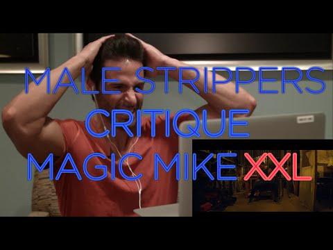 Male Strippers Critique Magic Mike XXL (видео)
