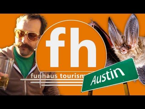 KEEP AUSTIN DUMB - Funhaus Shorts
