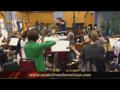 Abbey Road - Royal Philharmonic Orchestra Recording - Music From The Vatican