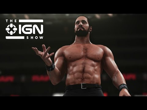 WWE 2K18 Roster Reveal and Our Mount and Blade 2: Bannerlord Preview - The IGN Show Ep. 17 (видео)
