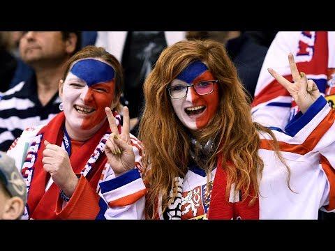 Užijte si Carlson Hockey Games - atmosféra utkání Finsko - Česko