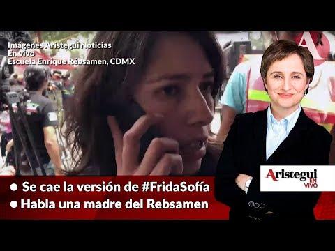 #AristeguiEnVivo 21 de septiembre: #19S la emergencia continúa #FuerzaMéxico