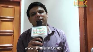 Music Director Sathya Speaks at Nedunchalai Press Meet