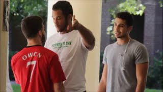 Video THE PRAYING MUSLIM at UCF!  (Social Experiment) MP3, 3GP, MP4, WEBM, AVI, FLV Agustus 2017