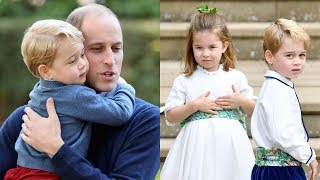 Video Kate Middleton Accidentally Shared What George And Charlotte Call Their Dad – And It's Just Too Cute MP3, 3GP, MP4, WEBM, AVI, FLV Februari 2019