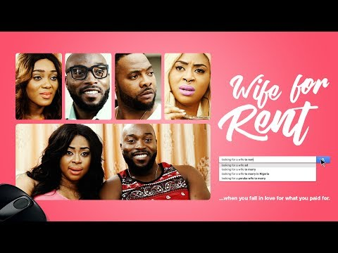 WIFE FOR RENT  - Latest 2017 Nigerian Nollywood Drama Movie (10 min preview)