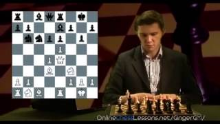 Killer c3 Sicilian with IM Sam Collins (GingerGM)