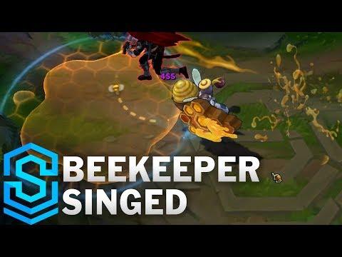 Singed Ong Mật - Beekeeper Singed