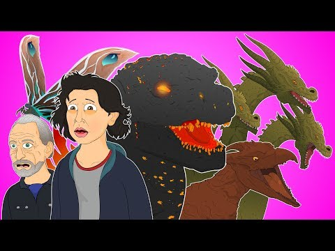 Godzilla King of The Monsters The Musical