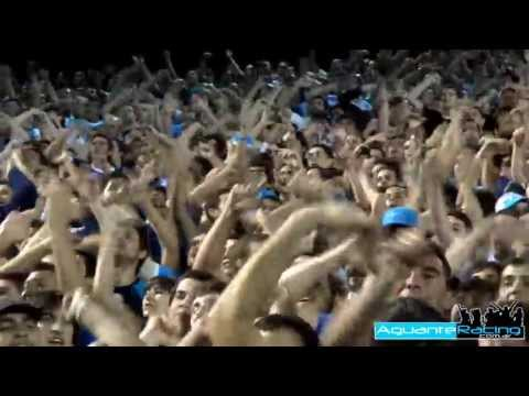 Video - Muchachos, traigan vino juega La Acade...En El Cilindro - La Guardia Imperial - Racing Club - Argentina