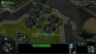 Starcraft LotV Nova Covert Ops - Dark Skies (Brutal, All Achievements + Bonus)