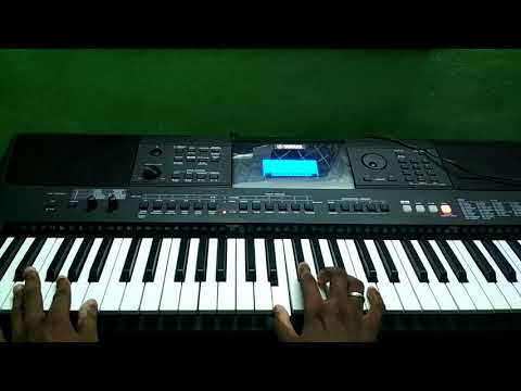 Kaala | Kannamma Song Keyboard (Tutorial/Cover) | Rajinikanth | Pa Ranjith | Santhosh Narayanan |