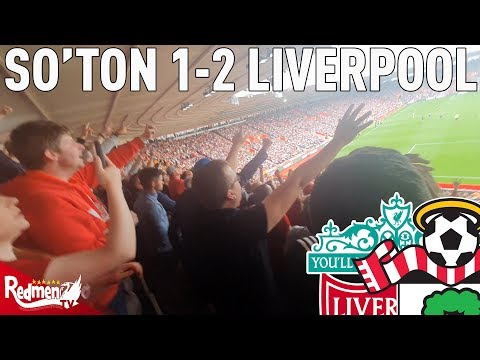 Southampton 1-2 Liverpool | Story of the Match