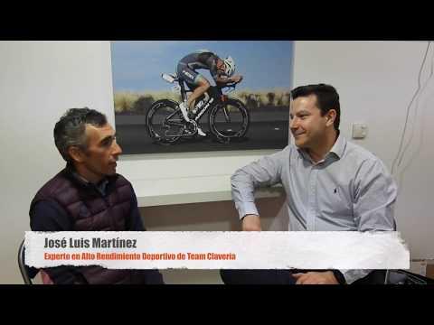Entrevista a J. Luis Martínez, Jockey profesional y asesor de Alto Rendimiento Deportivo del TeamClavería, en TriatlonWorld